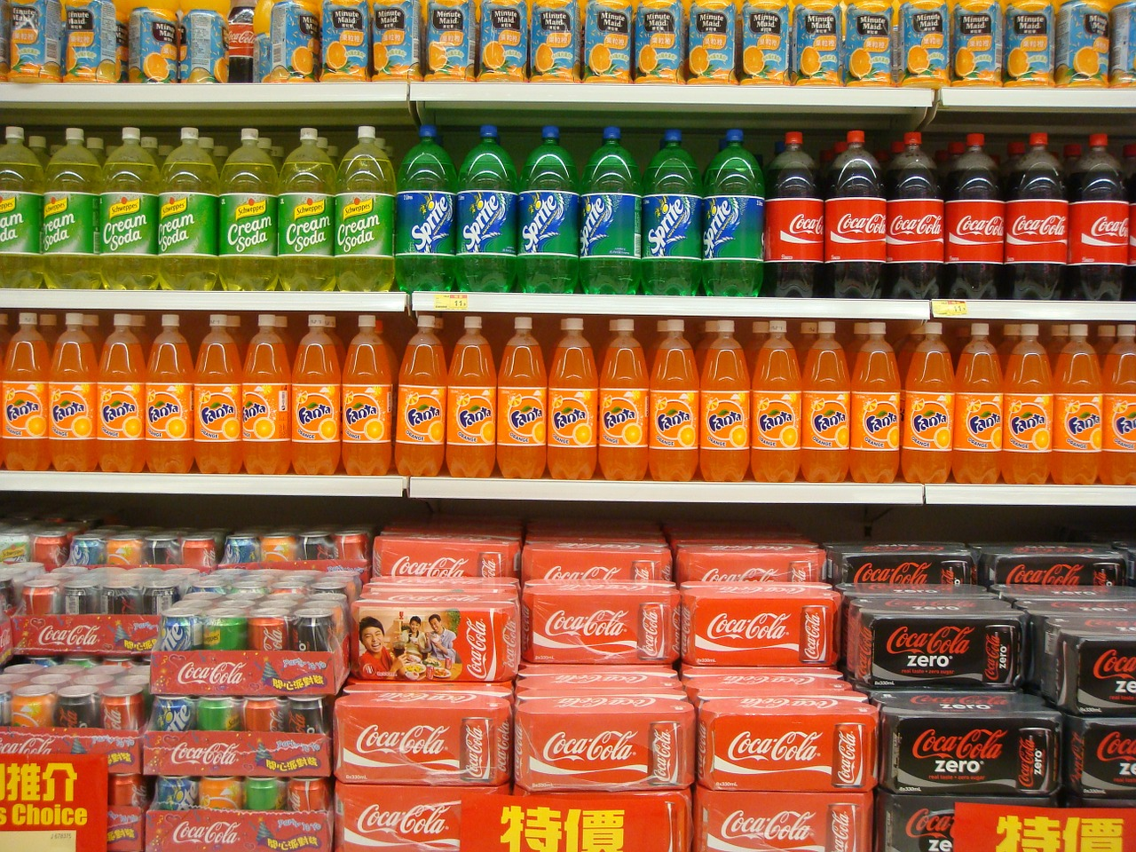 Foods That Contain Fructose Corn Syrup