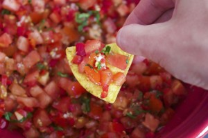 rustic salsa