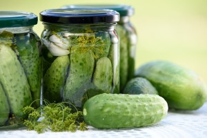 fermented foods pickles