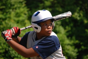 Chiropractic care can improve your baseball game