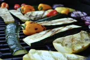 grilled vegeables